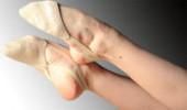 Demi-pointes chaussettes Pastorelli
